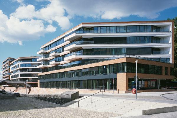 HBI Elbdeck, Hamburg